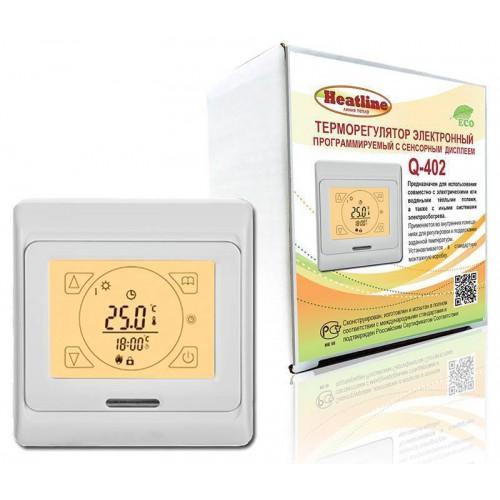 Терморегулятор HEATLINE Q-402