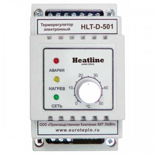Терморегулятор HEATLINE D-501