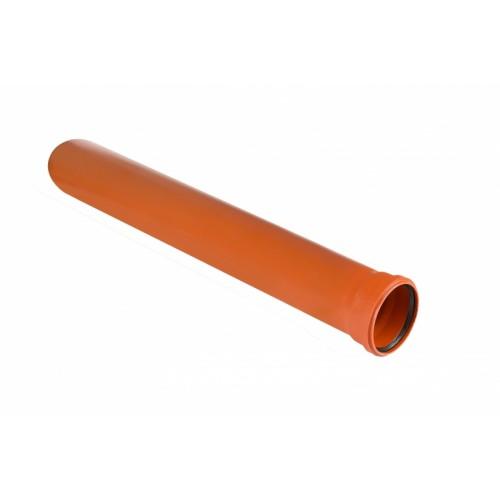 Труба канализационная наружная 160х3,6х500 мм