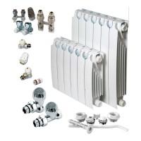 Радиаторы и комплекующие