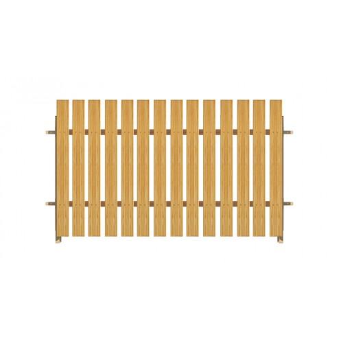 Штакетник 22х50 длина 2м