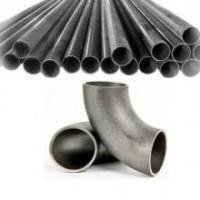 Трубы стальные и фитинги под сварку