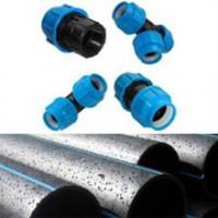 Трубы пнд для систем водоснабжения и фитинги