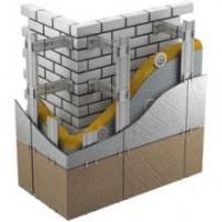 Крепеж для фасадных систем
