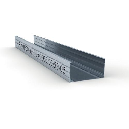 Профиль стоечный ПС Knauf 100х50 мм 4 м