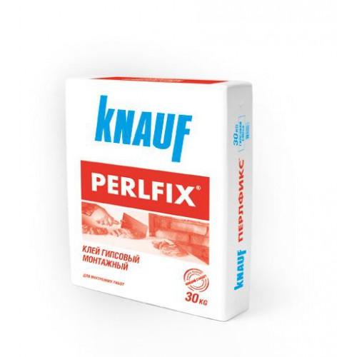 Клей гипсовый монтажный Knauf Perlfix 30 кг