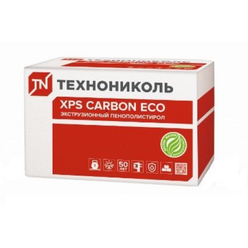 Экструдированный пенополистирол Технониколь Техноплекс Карбон Эко Г4 1200х600х20 мм
