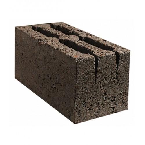 Керамзитобетонный блок пустотелый 40х20х20