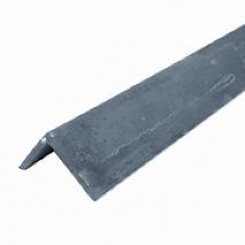 Уголок равнополочный горячекатаный 40х40х4 мм м.п.