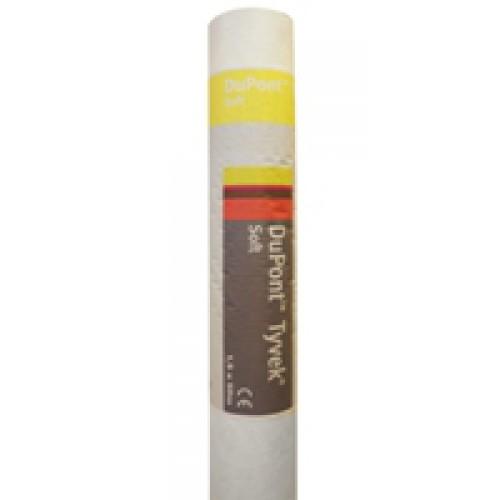 Гидро-ветрозащита для кровли Tyvek Soft 75 кв.м