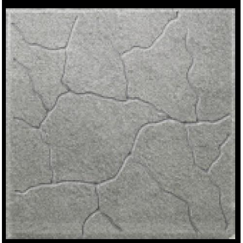 Плитка тротуарная Тучка 300х300х30 мм серая
