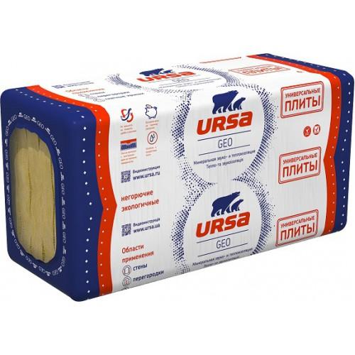 Утеплитель Ursa универсальный 1000х600х50 мм плита 6 кв.м