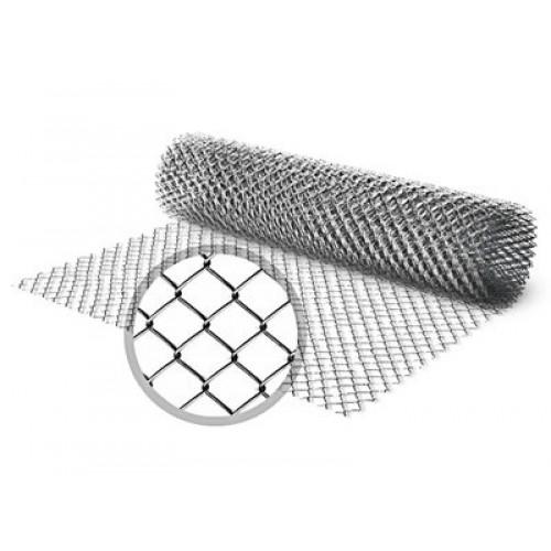 Сетка рабица оцинк. 1.8х10 м(50х50)